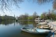 Lake In Cismigiu Park - Bucharest