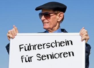 Führerschein für Senioren