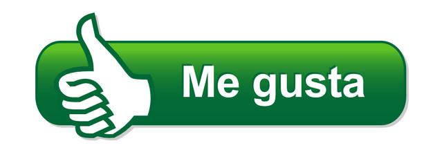 """Botón Web """"ME GUSTA"""" (votar compartir satisfacción opinión like)"""