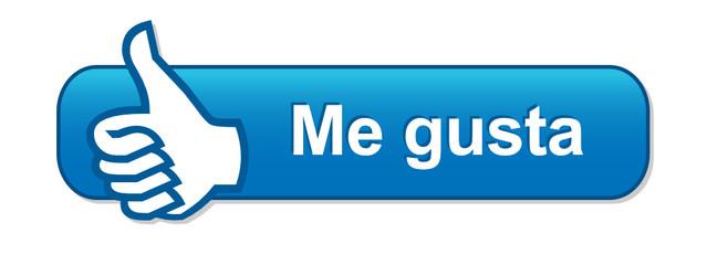 """Botón Web """"ME GUSTA"""" (votar compartir opinión satisfacción like)"""
