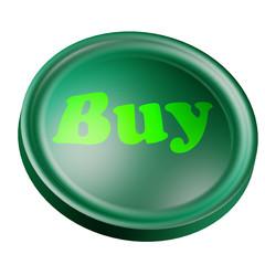 Pulsante verde compra - Green buy button