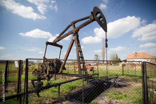 Working oil pump