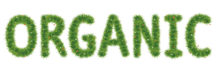 Grass Alphabet A-Z