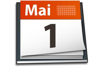 Kalender, Calendar, Mai, May, erster