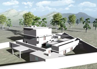 Abitazione Bin Laden Abbottabad Pakistan