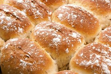 Cumin Bread Rolls