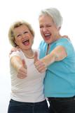 Begeisterte Senioren