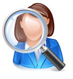 employee search icon