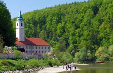 Kloster Weltenburg - Donaudurchbruch