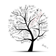 Arbre de maths pour votre conception