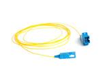 Fiber-optic connectors. poster
