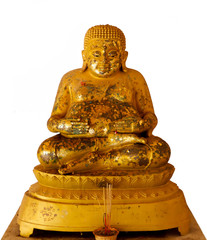 Image of Buddhist saint