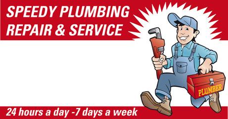 plumbing advertise