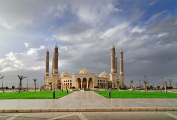 AL-Saleh mosque