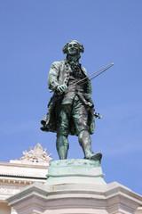 Statue of Giuseppe Tartini
