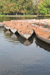 boat boulogne Paris