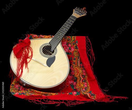 Portuguese Guitar for Fado - 32035461
