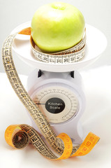 Kitchen Scale for Apple