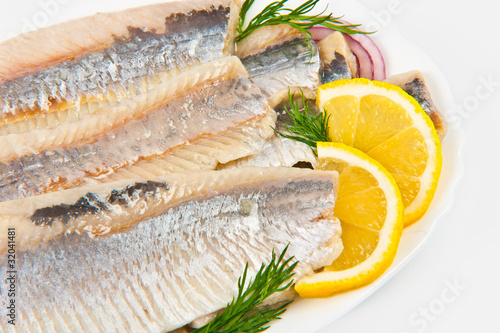 Herring in oil