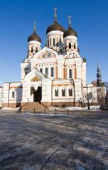 Catedral de Alexander Nevski (Tallinn)