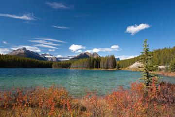 Beautiful Canadian Rockies, Alberta, Canada..
