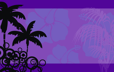 tropical hawaii background8
