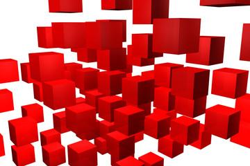 rote würfel