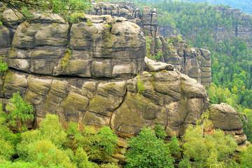 Fluchtwand - mountain Fluchtwand 12