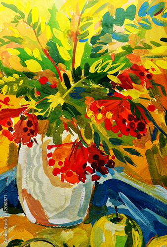 Obraz na Plexi STILL-LIFE FLOWERS