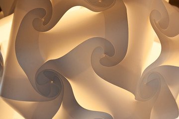 bright golden abstract background