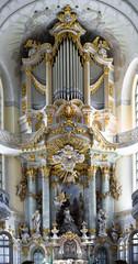 Eglise Notre-Dame à Dresde