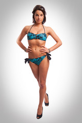 Bikinischönheit