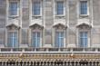 Detail of Buckingham Palace London England UK - 32073888