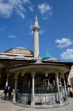 Près du tombeau de Mevlana poster