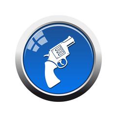 Botón glossy  pistola