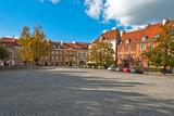 Fototapety New Town Warsaw