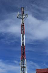 Antena comunicaciones