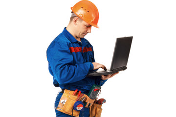 Worker for notebook
