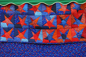 Quilted Stars