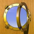 porthole bull's-eye