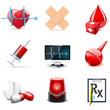 Medical and health care icons | Bella series 1