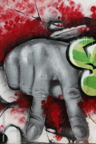 Graffiti © Boggy