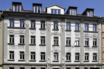 Leipzig Gründerzeithaus Plagwitz