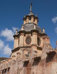 Sacromonte Abbey in Granada. Spain