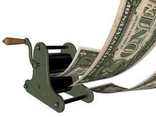 In God (or money) we trust - making money