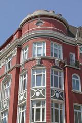Jugendstilhaus in Hamburg