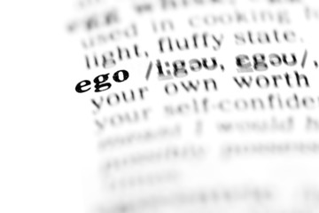 ego  (the dictionary project)