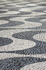Lisbon pavement