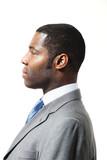 Fototapety profile african man