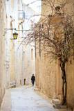 Fototapety Mdina street